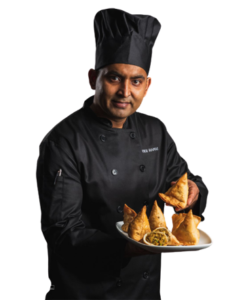 Chef Raman Sobti - Founder Sai Krishna Food Services Corporation